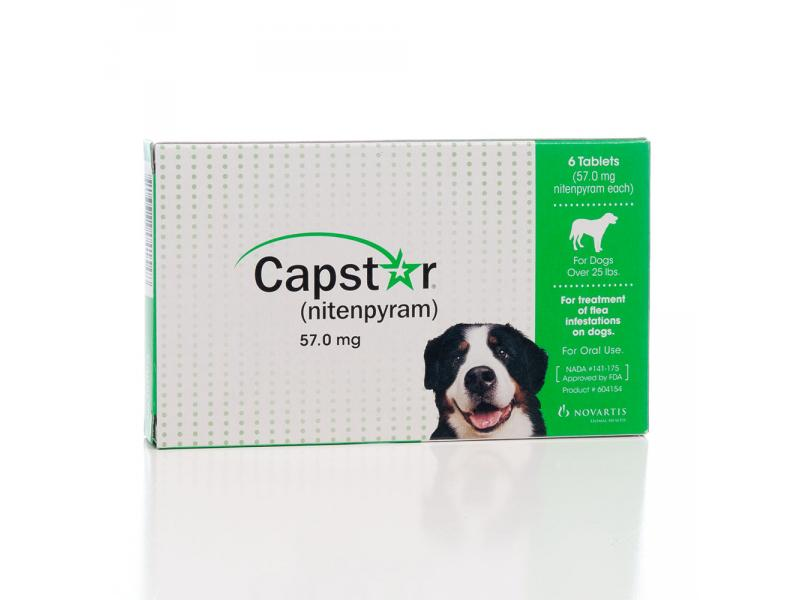 Dogs Over 11kg » 57mg (6 Tablets)