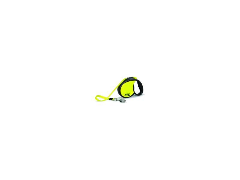 Neon/Black » Dogs up to 15kg » Small (5m)