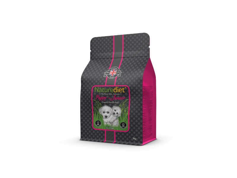 Puppy/Junior » 2.5kg Bag