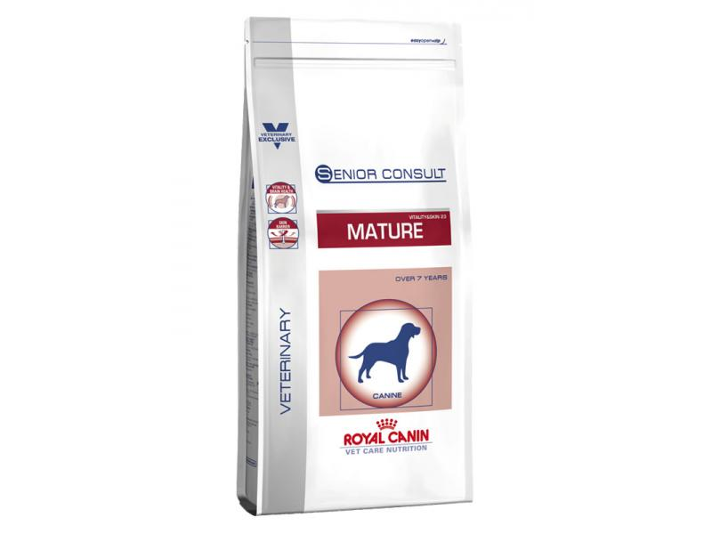 Medium Dog Vitality & Skin 23 Dry » 3.5kg Bag
