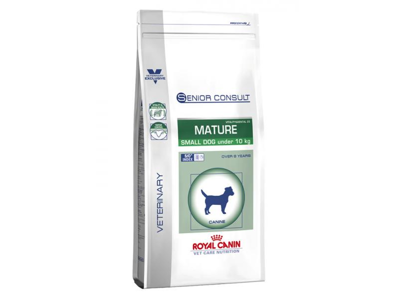 Small Dog Vitality & Dental 25 Dry » 1.5kg Bag