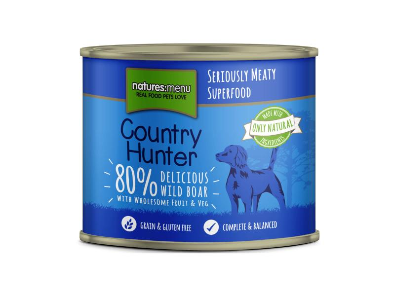 Delicious Wild Boar » 6 x 600g Cans