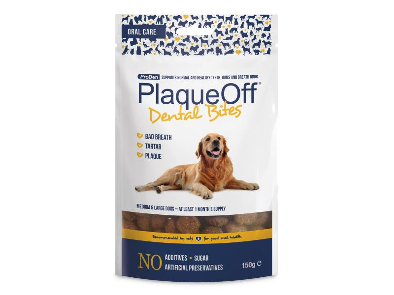 Medium/Large Dog » 150g Pouch