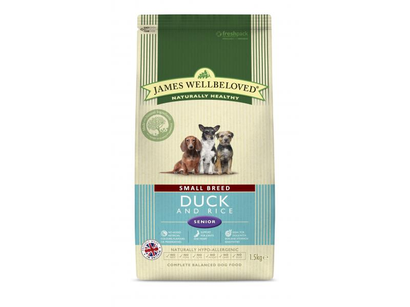 Small Breed Dry » 1.5kg Bag