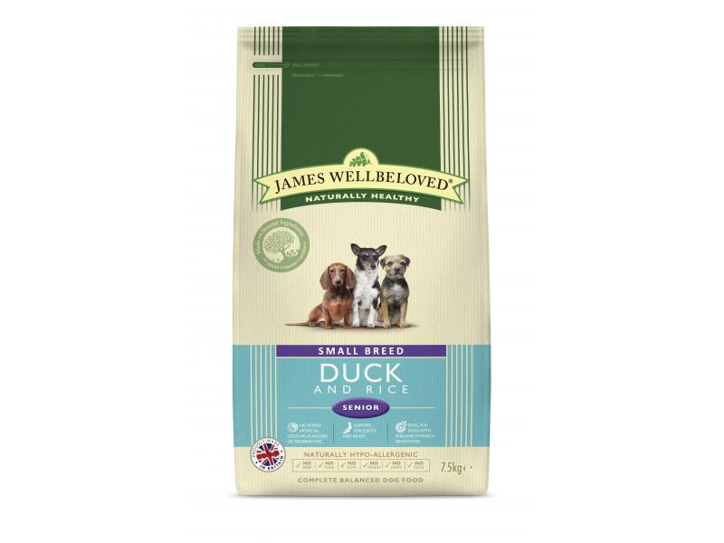 Small Breed Dry » 7.5kg Bag