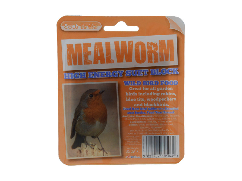 Mealworm » 320g