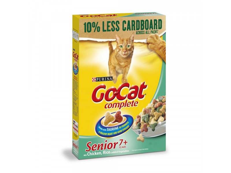 Easily Digestible Dry Cat Food