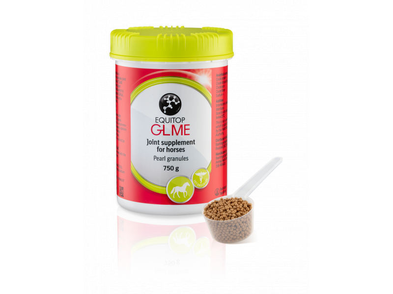 Pearl Granulate GLME for Horses » 750g Tub