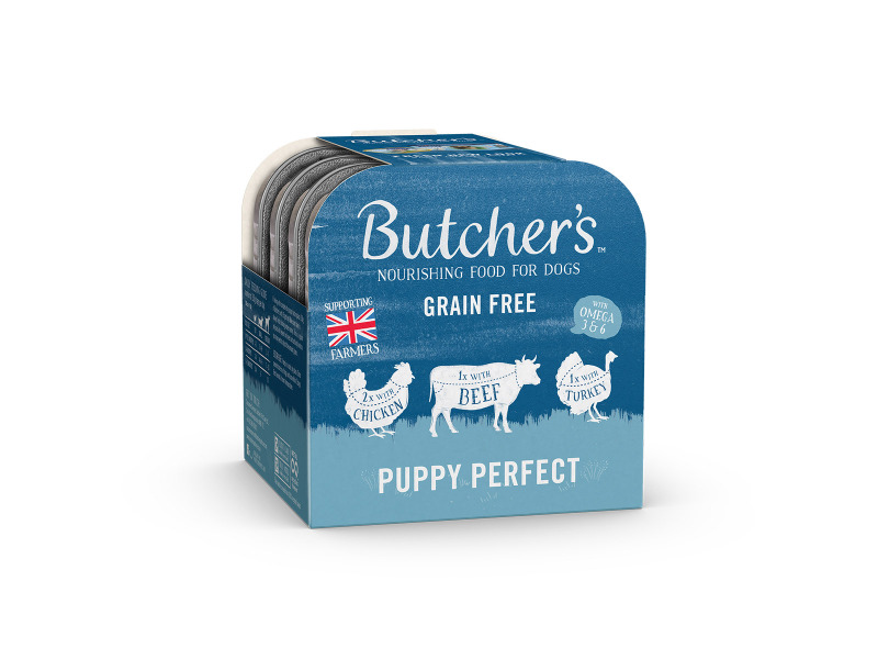 Puppy Perfect 150g x 4 Pack