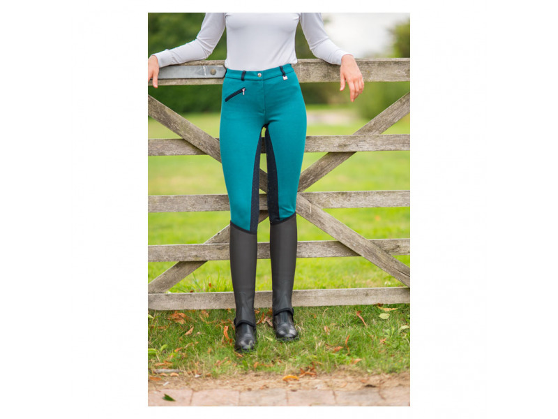 Peacock Green/Marine Navy » Size 24""