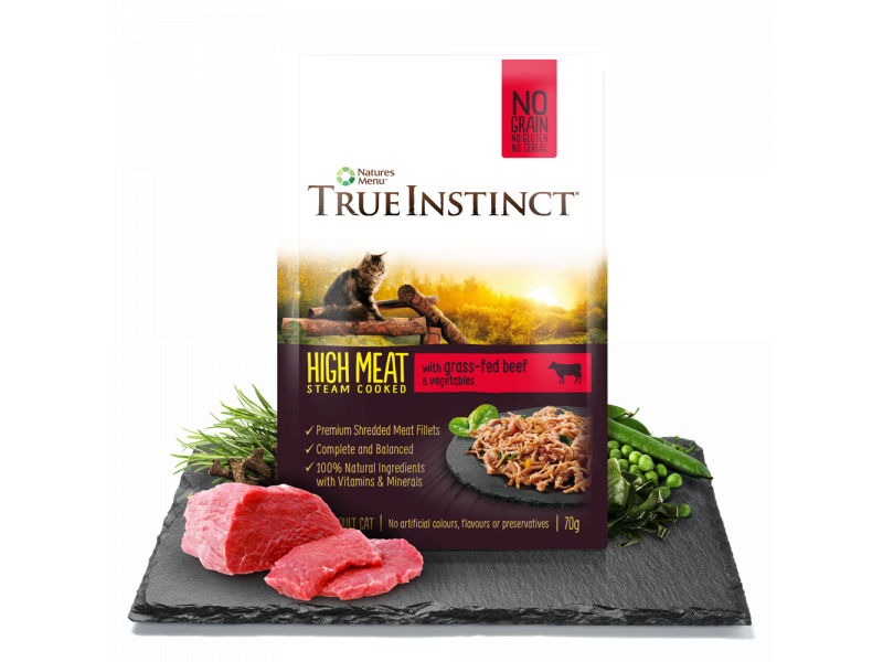 Beef Fillets » 8 x 70g Pouches