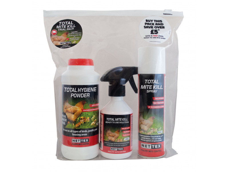 Total Hygiene Promo Pack